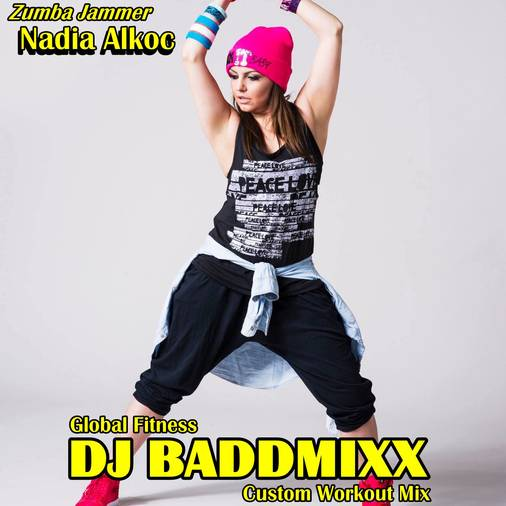 ZJ Nadia Crank It 8Min WarmUp. DJ Baddmixx