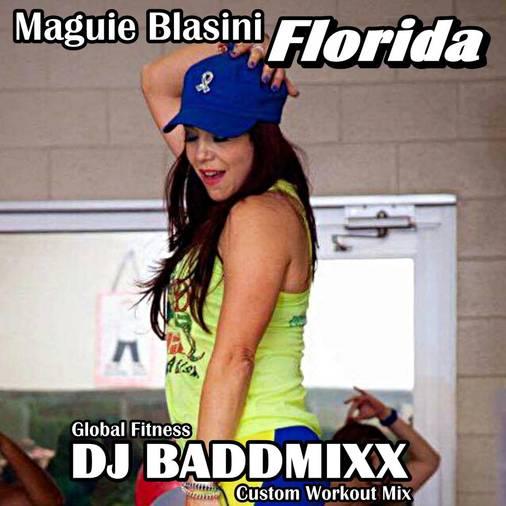 Maguie's 9Min WarmUp 133-140B. DJ Baddmixx