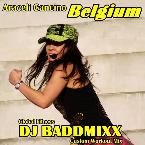 Araceli's 12Min BTTM Mix 130B. DJ Baddmixx