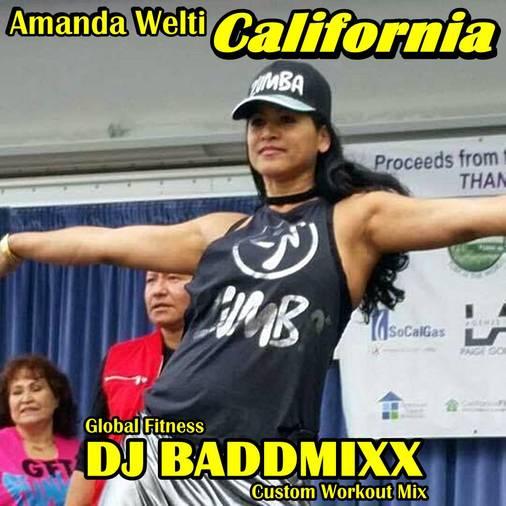Amanda's 9Mins Of Zin WarmUp . DJ Baddmixx