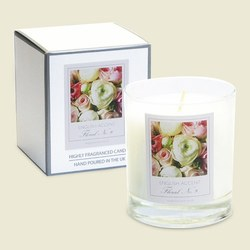 English Accent Sea Breeze Scented Candle