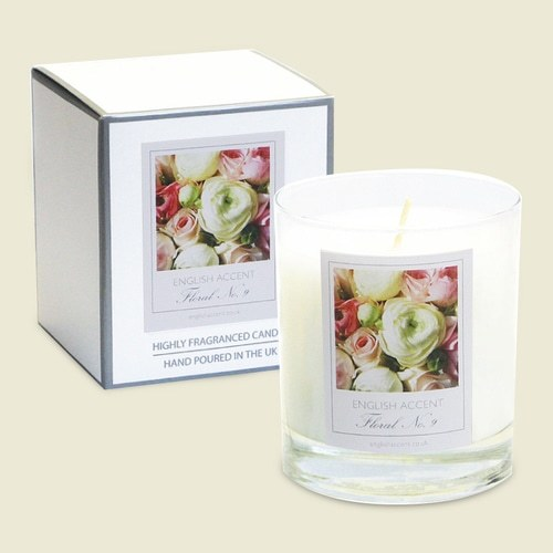 Sea Breeze Scented Candle - product image
