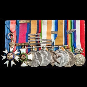 London Medal Company Blog - Boer War Rhodesia and Great W.
