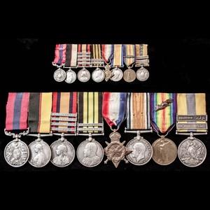 London Medal Company Blog - Sudan Battle of Atbara April .