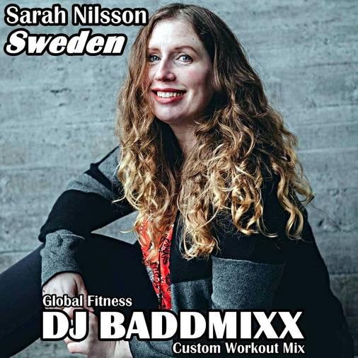 Sarah's Got Rhythm 8Min WarmU. DJ Baddmixx