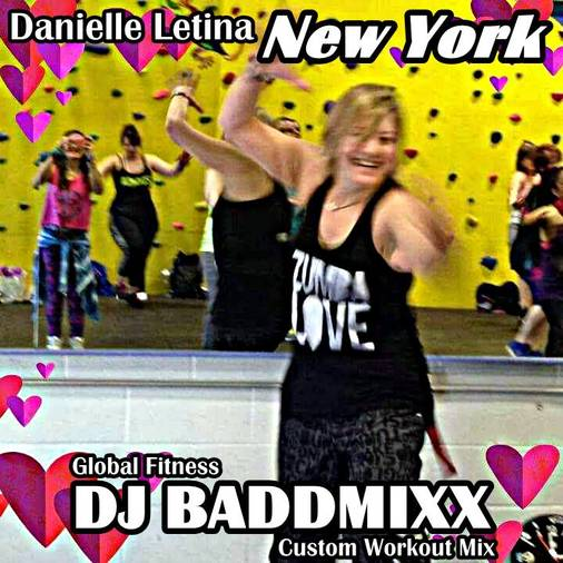 Letina Rock This 6Min WarmUp . DJ Baddmixx