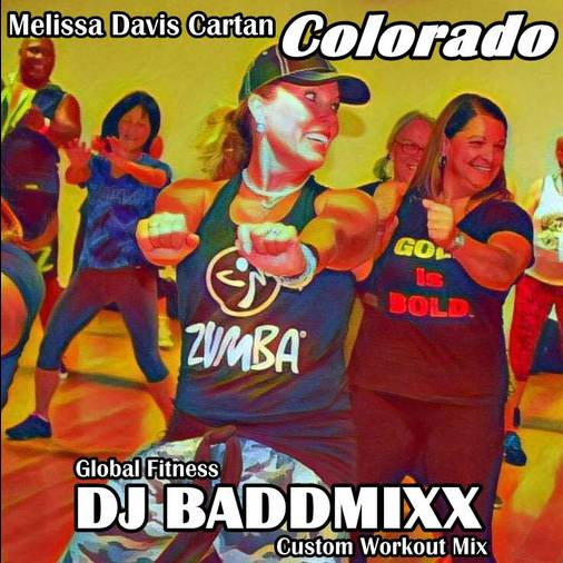 Melissa Has 4Mins To Think Wa. DJ Baddmixx