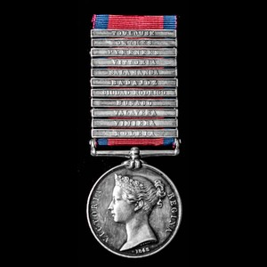 London Medal Company Blog - Military General Service Meda.