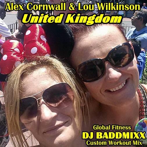 Alex & Lou Is Holding A 9Min . DJ Baddmixx