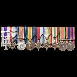 London Medal Company Blog - Great War Battle of the Menin.