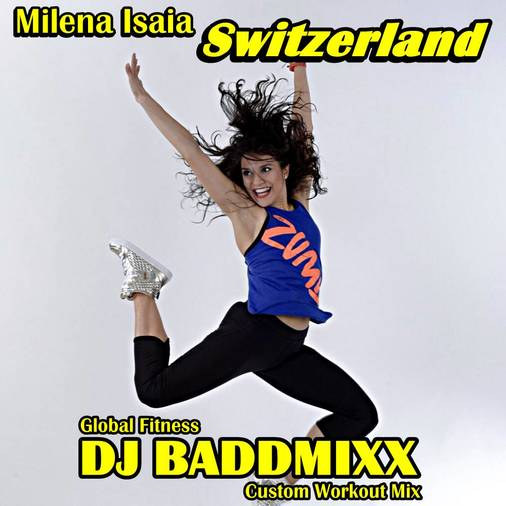 Milena Moves 10Min WarmUp 133. DJ Baddmixx