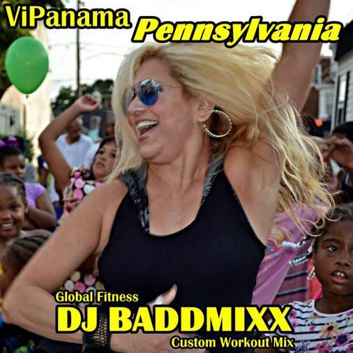 ViPanama Works A 10Min WarmUp. DJ Baddmixx