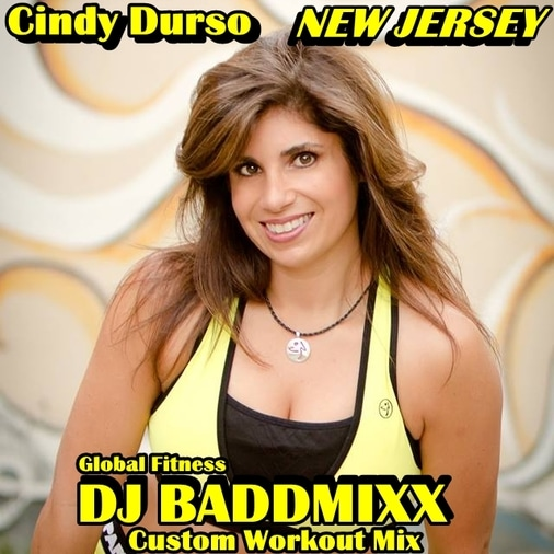 Cindy Loves An 8Min WarmUp 12. DJ Baddmixx