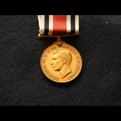 Charlies Medals Geo VI Special Constabulary L.