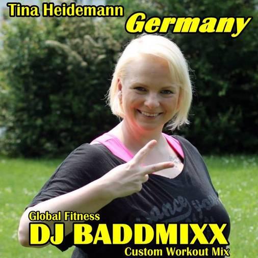 Tina Get Low 10Min WarmUp 130. DJ Baddmixx