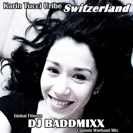 Karin's Strong 12Min WarmUp 1. DJ Baddmixx