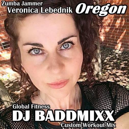 ZJ Veronica's 9Min Party Warm. DJ Baddmixx