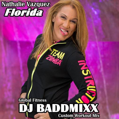 Nathalie's 9Min Shaky WarmUp . DJ Baddmixx