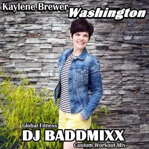 Kaylene's 8Min Halloween Warm. DJ Baddmixx