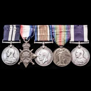 London Medal Company Blog - Great War 1917 'K Class' Subm.