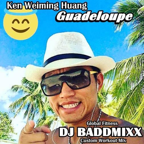 DJ Baddmixx Ken's 8Min WarmUp 133-162Bpm