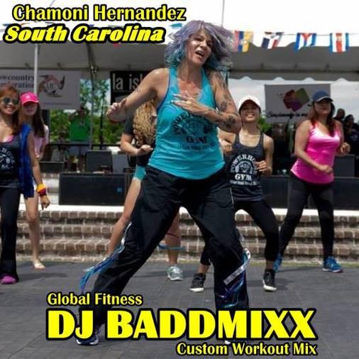DJ Baddmixx Chamoni's 8Min Aqua Oldies Wa.