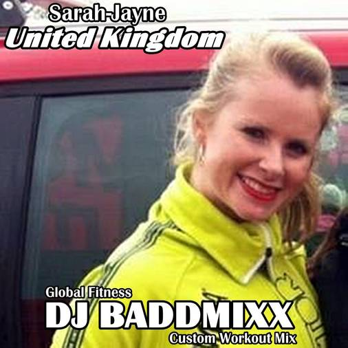 Sarah's On The Floor 8Min War. DJ Baddmixx