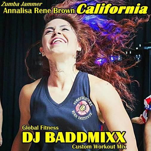 ZJ Annalisa 8Mins 4U WarmUp 1. DJ Baddmixx