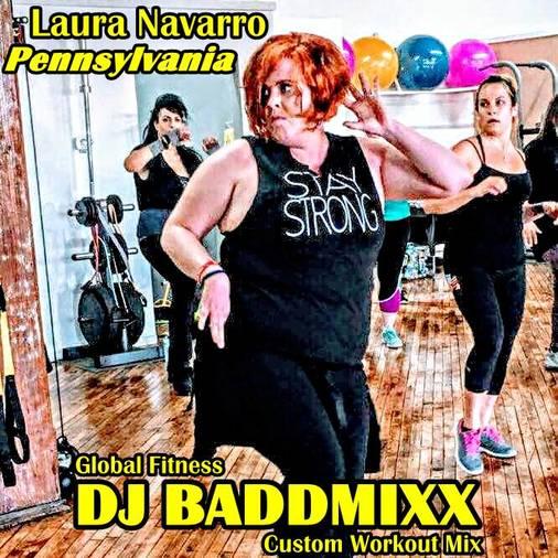 Laura's 6Min WTF WarmUp 128Bpm DJ Baddmixx