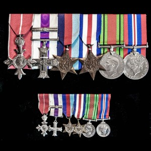 London Medal Company Blog - Second World War North West E.