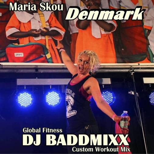DJ Baddmixx Maria's Boom Mama 8Min WarmUp.