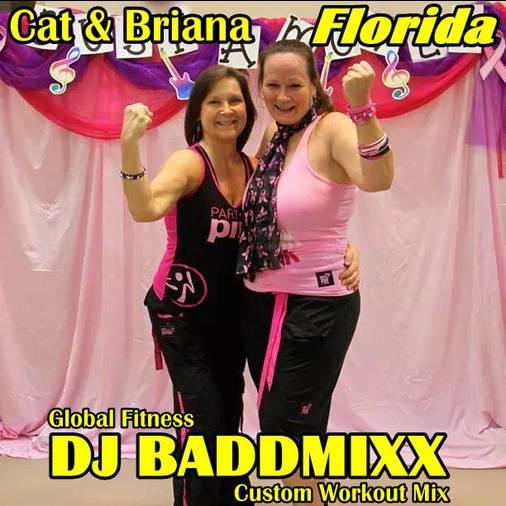 Cat & Briana Pumps A 10Min Wa. DJ Baddmixx