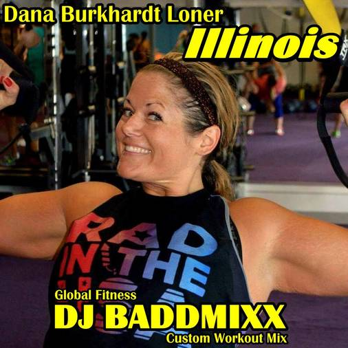 Dana Is A Dancer 7Min WarmUp . DJ Baddmixx