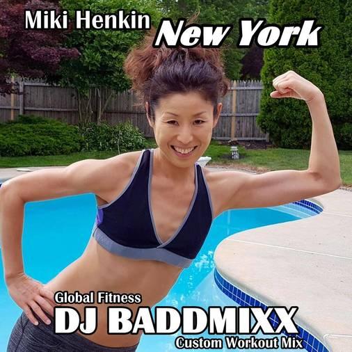 Miki's Beautiful 9Min WarmUp . DJ Baddmixx