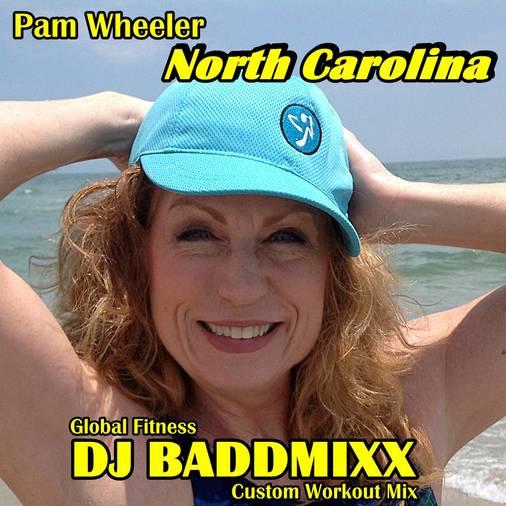 Pam Let's Dance 6Min WarmUp 1. DJ Baddmixx