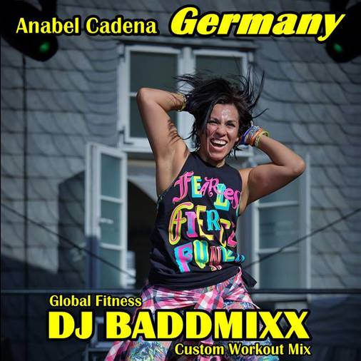 Anabel Is A Diva 7Min WarmUp . DJ Baddmixx
