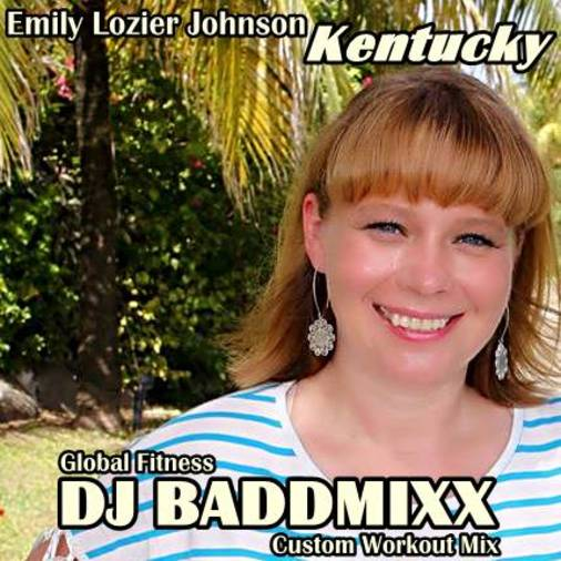 Emily's 6Min Clumsy Cool Down. DJ Baddmixx