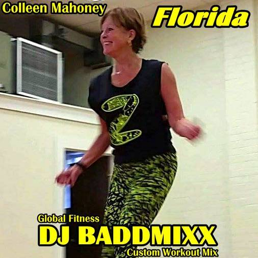 Colleen's 8Min Disco WarmUp 1. DJ Baddmixx