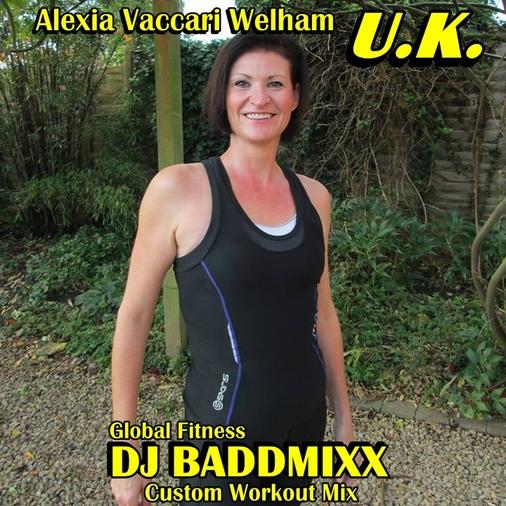 Alexia Likes A 10Min WarmUp 1. DJ Baddmixx