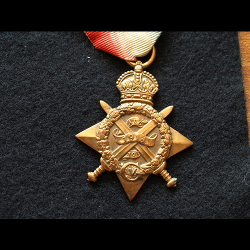 1914 Star Gnr Guest 23rd Bde RFA - product image