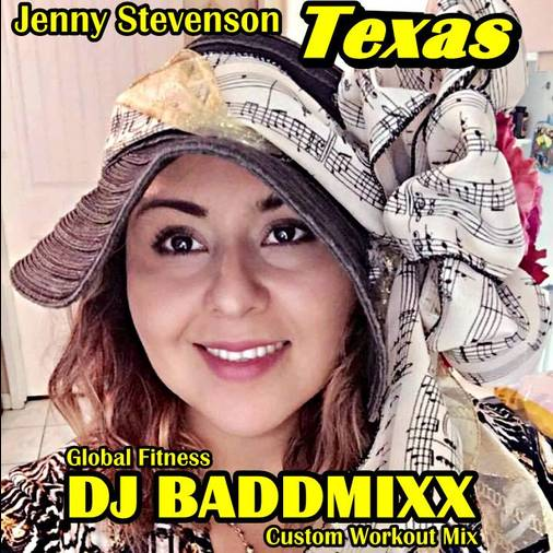 Jenny's 10Mins To Sweat WarmU. DJ Baddmixx