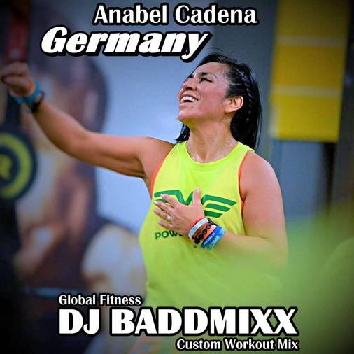 Anabel's With You 9Min WarmUp. DJ Baddmixx