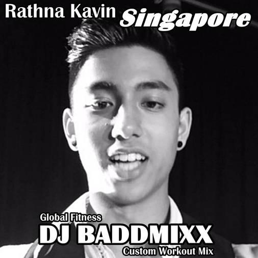 Rathna Is Cool 10Min WarmUp 1. DJ Baddmixx