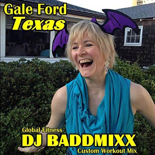 Gale's Halloween 7Min WarmUp . DJ Baddmixx