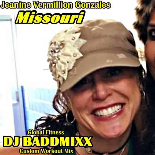 Jeanine's 6Min Gaga Mix 131Bpm DJ Baddmixx