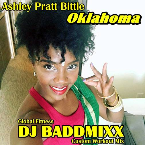 Ashley Forms An 8Min WarmUp 1. DJ Baddmixx