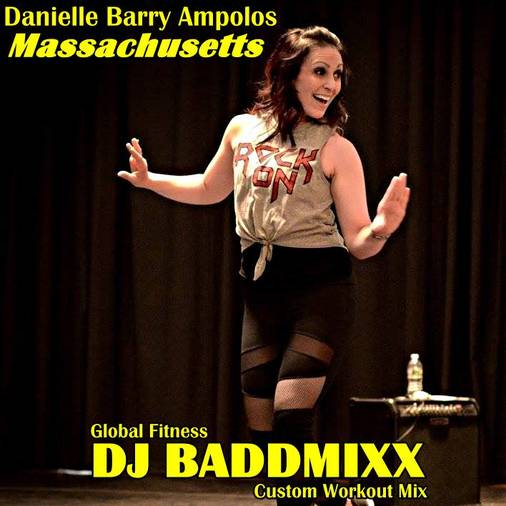 Danielle Bring It 5Min WarmUp. DJ Baddmixx