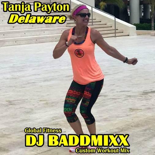 Tanja's 8Mins To Boom! WarmUp. DJ Baddmixx