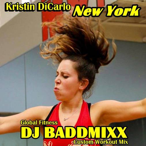 Kristin Do It Right 7Min Warm. DJ Baddmixx
