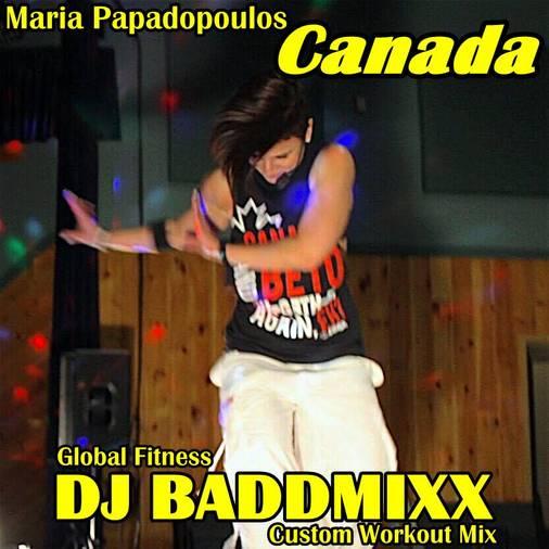 Mary Moves 7Min WarmUp 136Bpm DJ Baddmixx
